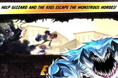 Escape from Age of Monsters - монстры уничтожающее мир уже тут.