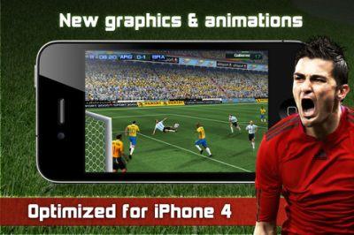 Real Football 2011 - прекрасный футбольный симулятор