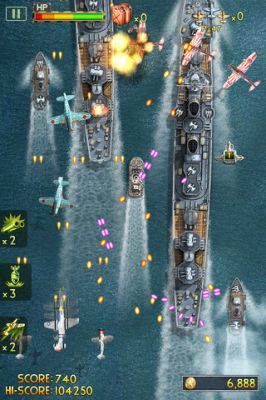 iFighter 2: The Pacific 1942 by EpicForce для iPhone / iPod Touch (ipa)