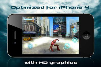 Iron Man 2 - Игра по мотивам фильма Железный человек 2.