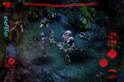 Predators - Хищники - захватывающяя игра для iPhone / iPod Touch