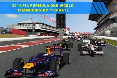 F1 2011 GAME™ - симулятор гонок F1