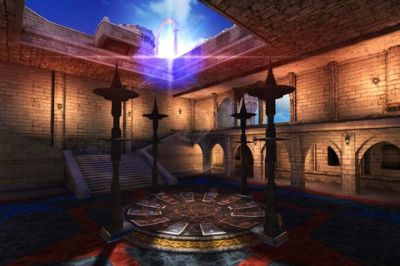 PD -prope discoverer-  - ищем выход в мистическом замке.