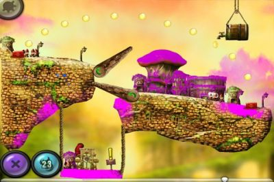 Gnomes - Окунитесь в страну веселых гномов