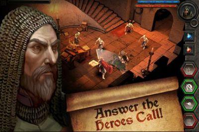 Heroes Call - Качественная и очень красивая, заполненная таинством игра.