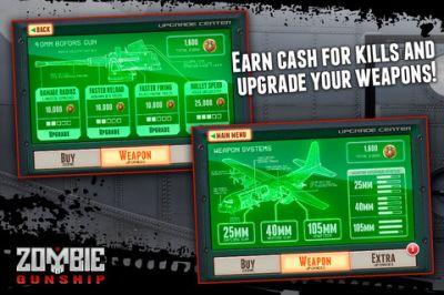 Zombie Gunship  - Отличная игра для iPhone OS.