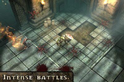 ORC: Vengeance - качественная приключенческая РПГ - игра