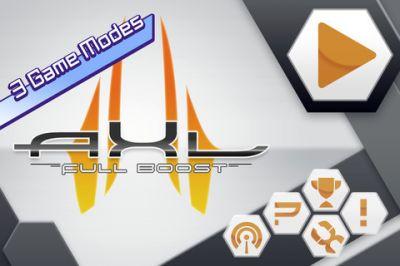 AXL: Full Boost  - Новые фантастические гоночные баталии