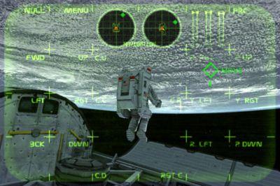 Astronaut Spacewalk  - Симулятор жизни астронавта