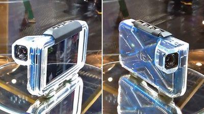 G90 Action Sports Camera превращает iPhone в экстремальную камеру