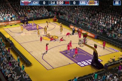 NBA 2K13 - Долгожданный бесплатный баскетбол для iPhone!