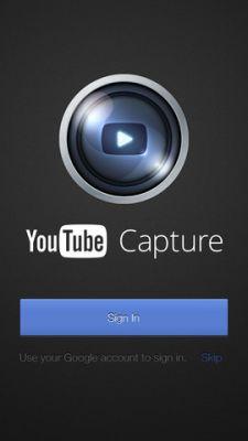 YouTube Capture - Удобная запись Видео