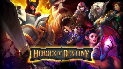 Heroes of Destiny - Великолепный игровой процесс по мотива RPG в стиле экшн