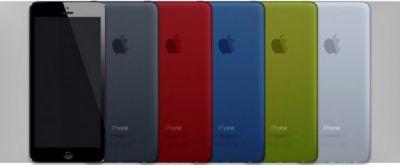 Сенсация! iPhone 5S получит несколько модификаций