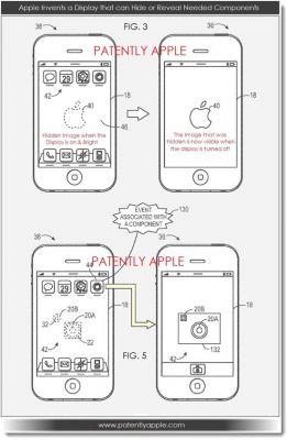 Новый прозрачный экран у iPhone, iPod Touch и iPad