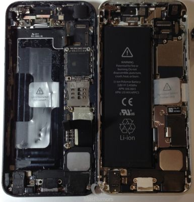 Новые фотографии iPhone 5S