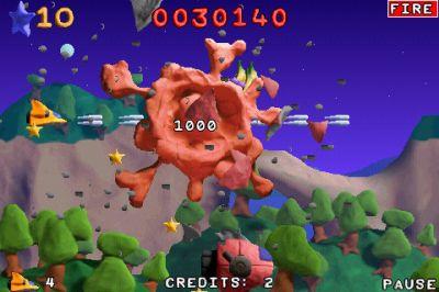 Platypus - Аркадный скроллер-шутер