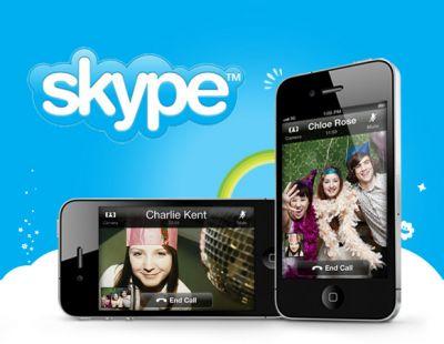 Skype для iPhone 5 и других