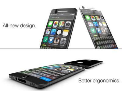 Фото iPhone 5S (концепция)