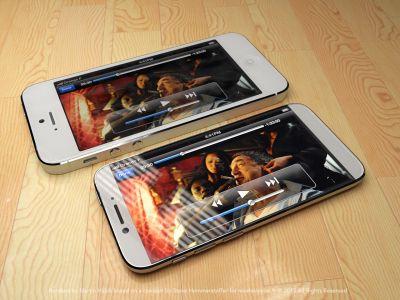 Могут ли пользователи iPhone рассчитывать на увеличение дисплея девайса?