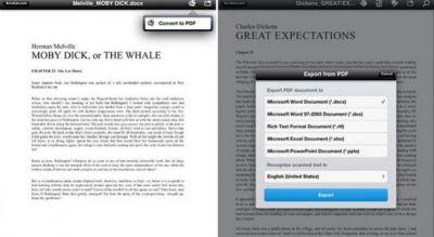 Обновлена программа Adobe Reader для мобильных устройств