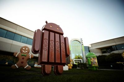 Android 4.4 назовут KitKat