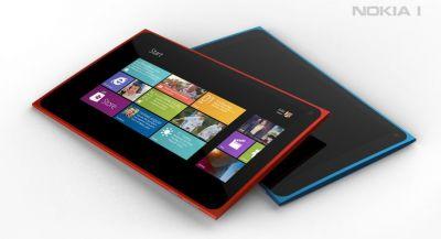 Характеристики планшета от Nokia