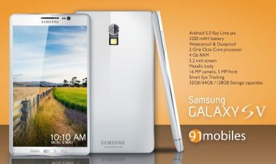 Samsung Galaxy S5 будет алюминивым