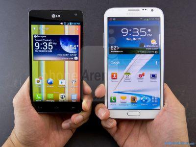 Патентное перемирие у Samsung и LG