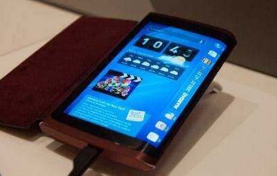 Изогнутый смартфона Samsung в октябре