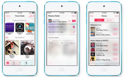 Apple выведет iTunes Radio на мировой рынок