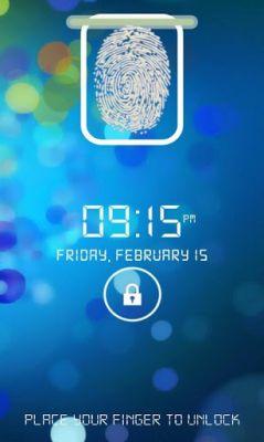 Смартфоны на ОС Android смогут идентифицировать отпечатки пальцев в 2014