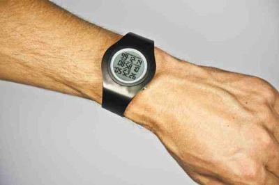 Часы отсчитывающие время до смерти хозяина