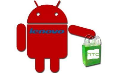 Lenovo купит HTC