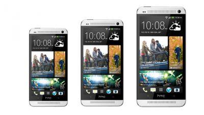 HTC публично представила смартфон One Max