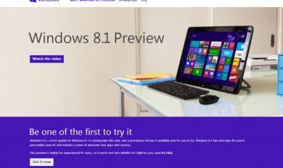 17 октября вышла Windows 8.1