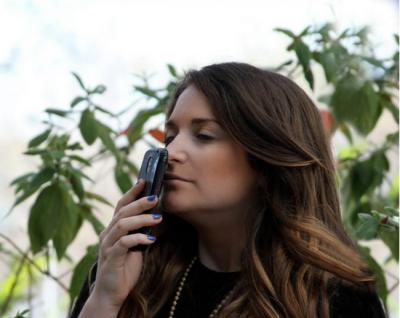 Сэнти обучит телефоны испускать запахи