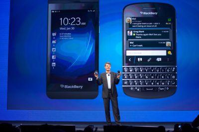 Китайцы купят BlackBerry