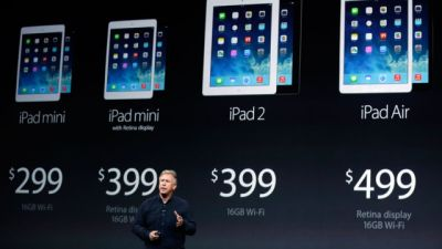 Новое поколение iPad