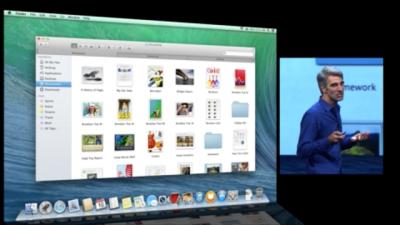 OS X 10.9 Mavericks теперь бесплатно