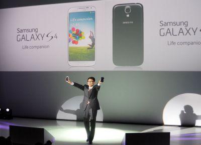 40 миллионов Samsung Galaxy S4 за полгода