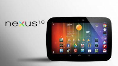 Google нечаянно рассекретила Nexus 10