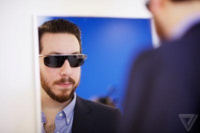 """Второе поколение """"умных"""" очков Google Glass"""