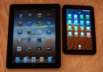 Планшеты Samsung пользователи впервые оценили выше, чем iPad