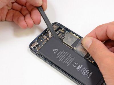У iPhone 5S раскрылся брак аккумулятора