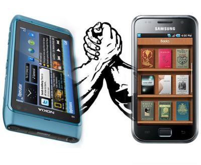 Nokia продлила патентное товарищество с Samsung