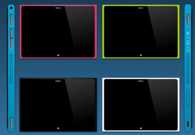 Mини-планшет Nokia на Windows