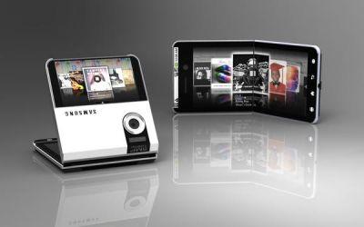 """Samsung намеревается оборудовать планшеты """"складными"""" дисплеями в 2016 году"""