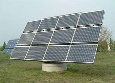 Apple построит завод на солнечных батареях