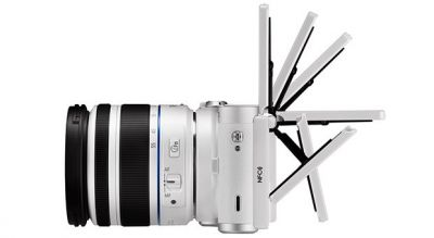 Камера NX300M с ОС Tizen